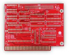Lo-tech 8-bit IDE Adapter PCB Rev. 3 - IDE for 8-Bit ISA - PCB Only