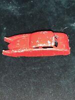 Midgetoy Futuristic Dream Die Cast Metal Toy Car Circa 1954 Rockford Ill.