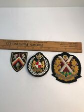 Orig Patch Cameron Highlanders Canada Primary Reserve Infantry Queens Own Ottawa
