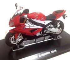 BMW S1000RR 2015 1:18 Ixo Salvat Diecast Motorrad moto