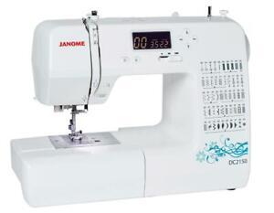 Janome DC2150 Electronic Sewing Machine