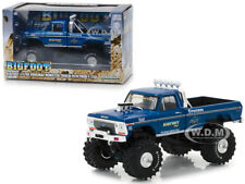 """1974 FORD F-250 MONSTER TRUCK BIGFOOT #1 """"THE ORIGINAL"""" 1/43 BY GREENLIGHT 86097"""
