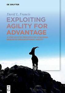 Exploiting Agility for Advantage: A Step-by-Step Process for Acquiring Requisit