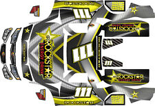 Losi 5ive T  wrap decals stickers ARMOUR RSV1 BIG FLEX ROVAAN TEAM HOONAGE
