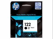 HP 122 Black Original Genuine Ink Cartridge CH561HE Deskjet,Photosmart Brand New