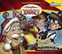 NEW Days to Remember #31 Adventures in Odyssey 4 Audio CD Vol Set Volume