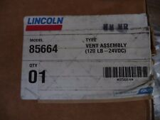 Lincoln Industrial Vent Assembly 85664