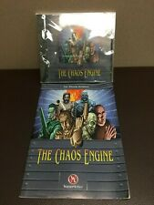 The Chaos Engine Bitmap Brothers Vintage PC Game Rare New Sealed 1995 No Box