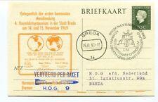 1969 Hermann Oberth Gesellschafft Afdeling Nederland Gelegenheid Breda SPACE