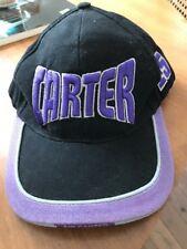 BASEBALL HAT CAP  NBA BASKETBALL TORONTO RAPTORS #15  VINCE CARTER