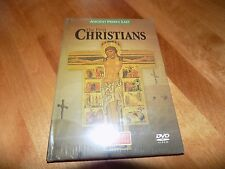 ANCIENT CIVILIZATIONS THE FIRST CHRISTIANS Middle East History Channel DVD NEW