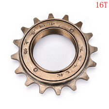 1pc BMX Bike Bicycle Race 16T Tooth Single Speed Freewheel Sprocket Part new GT