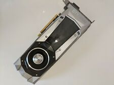 NVIDIA GeForce GTX1080 Founders Edition 8GB GDDR5X PCI Express 3.0 Graphics Card
