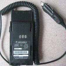 Battery Eliminator Vehical Charger fit MOTOROLA P1225 UHF VHF Radius 2-Way Radio