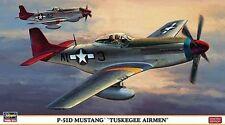 "Hasegawa 09947 North american P-51D Mustang ""Tuskegee Airmen"" 1/48"