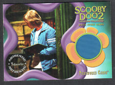 WOW! THIS CARD IS CHEAP! SCOOBY DOO 2 PIECEWORKS CARD #PW1 FREDDIE PRINZE JR