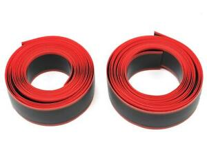 Mr Tuffy Tire Liners (Red) (27x1 1/8-1/4) (700x28-32) (Pair) [RED]