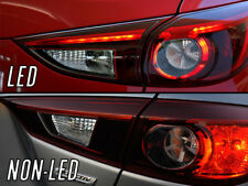 DEPO 4PCS Touring Style LED Tail Light For 2014-2017 Mazda 3 Mazda3 4D / Axela