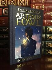 Artemis Fowl by Eoin Colfer Brand New Special Edition Collectible Hardcover