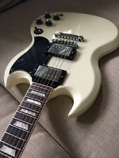 Gibson SG Standard 61 reissue- Alpine White with OHSC