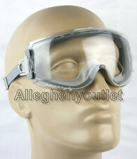 UVEX SAFETY GOGGLES Stealth Anti Fog Anti Scratch Anti Static HIGH IMPACT NEW