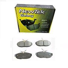 SET OF REAR NEWTEK CERAMIC BRAKE PADS - FORD MUSTANG 2005-2010