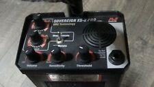 Minelab Sovereign Xs 2 pro metal detector