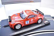 SLOT POWER 1/32 SLOT CARS # 869802 NISSAN 350Z-COSHE 0 OFICIAL CPTO. ESPANA 2008