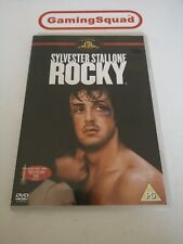 Rocky (Thin Case) DVD, Supplied by Gaming Squad