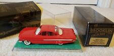 BROOKLIN 1:43 1961 CHEVROLET IMPALA BRK 44 BOX & ALL PACKAGING COLLECTOR QUALITY