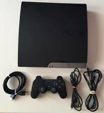 SONY PlayStation 3 PS3 Slim Call of Duty Black Ops Bundle 160GB Console System