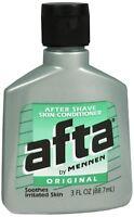 Afta After Shave Skin Conditioner Original 3 oz - 3 Pac