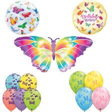 Globos de fiesta redondos para todas las ocasiones, mariposas