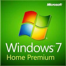 Microsoft MS Windows 7 Home Premium 64 Bit DVD OEM Deutsch Multilingual