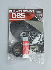 JAMES BOND 007 - ASTON MARTIN DB5 - 1:8 SCALE BUILD - GOLDFINGER - CAR PART 61