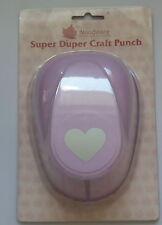 Woodware golpe de mano Amor Corazón cortes diámetro 3 pulgadas Papel Tarjeta 839-06