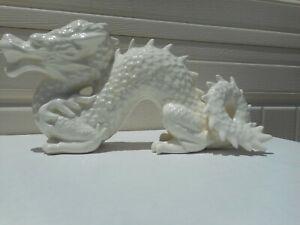 Porcelain Dragon Figurine, Fitz and Floyd?