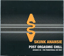 SKUNK ANANSIE Post Orgasmic Chill advance promo 1999 CD ECD FULL DIGITAL