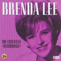 BRENDA LEE - ESSENTIAL RECORDINGS 2 CD NEU
