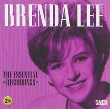 BRENDA LEE - ESSENTIAL RECORDINGS 2 CD NEUF