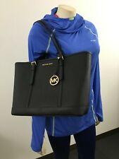Новая с ценниками Michael Kors Jet Set путешествий многофункциональный на молнии кожаная дамская сумочка сумка кошелек
