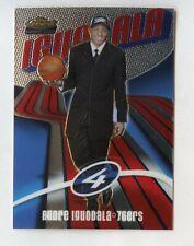 2003-04 Topps Finest Rookie Andre Iguodala