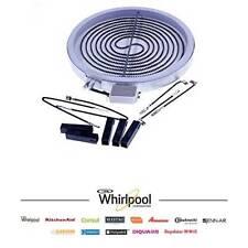 WHIRLPOOL 481231018892 plaque radiant ceramique ø 210mm 2200w vitroceramique