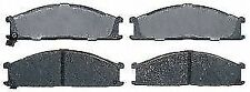 ACDelco 17D333C Front Ceramic Brake Pads