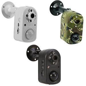3 Month Battery Motion PIR Sensor Full HD 1080p IR Night Vision Camera Recorder