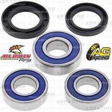 All Balls Rear Wheel Bearings & Seals Kit For Suzuki DRZ 400E 2002 02 Motorcycle