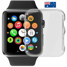 Apple Watch Hard Case Cover Touchscreen iWatch Series 1,2,3 UltraThin 42MM Clear