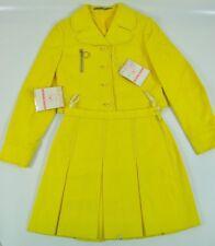 Original 70s 70er true Vintage Fashion Rock Jacke Mädchen 140 Hummelsheim KX1