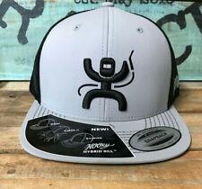 los angeles 8e69d 6e50f Hooey Welding Hat ARC Welder Hat Gray Black Mesh Trucker OSFA 1862T-GYBK