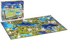 4D Cityscape Inc 4D National Geographic Greece Puzzle